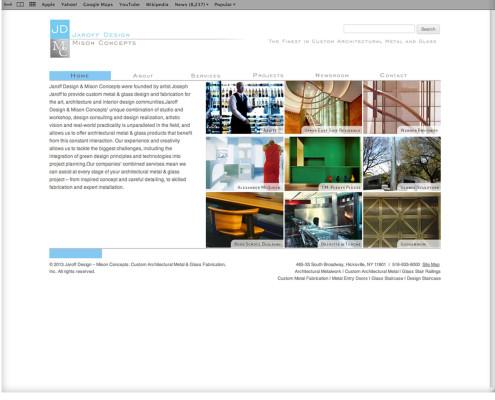 Jaroff Design & Mison Concepts