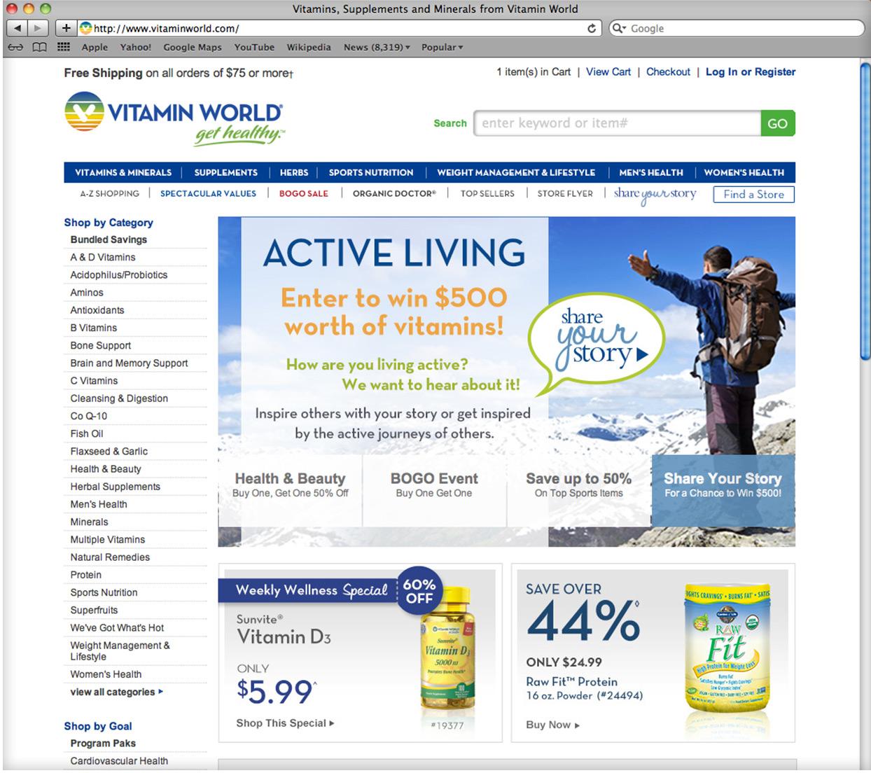 Vitamin Companies On Long Island